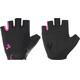 Cube Natural Fit WLS Kurzfinger Handschuhe black'n'pink
